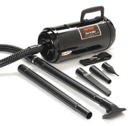 METROVAC 120VAC Portable Vacuum/Blower