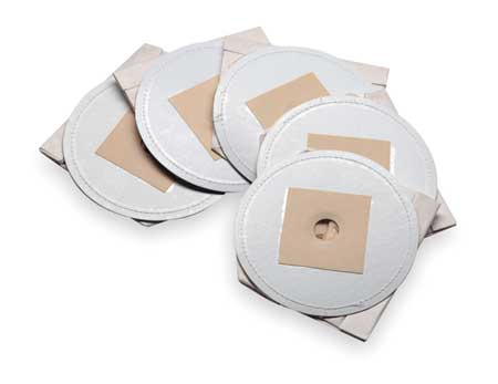Bag, 3-Ply, Paper, 1 pt., PK5