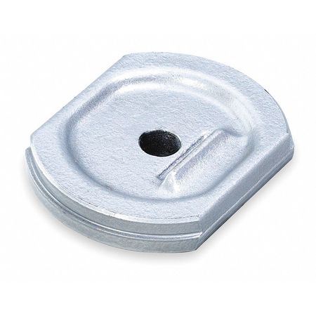 Sleeve Removal Plate, Bore Size 4 3/4 In