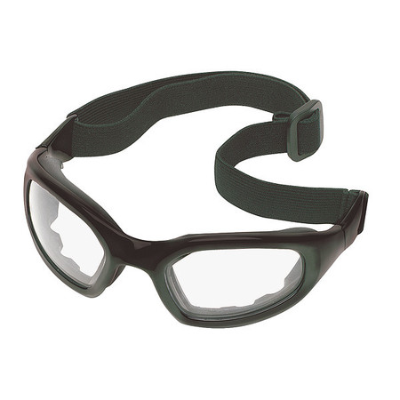 3M Peltor Clear Impact/Dust Resistant Goggle,  Anti-Fog