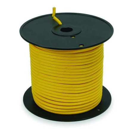 8 AWG 3 Conductor Portable Cord 600V 250 ft. YL