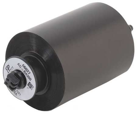 "3-1/4"" x 984 ft. Black Ribbon"