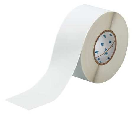 Labels, Polyester, 3 In. W