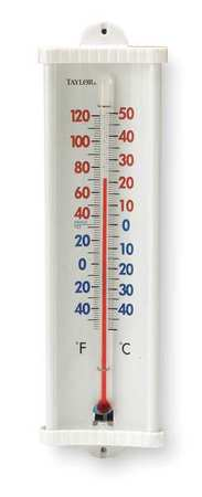 Analog Thermometer, -40 to 120 Degree F