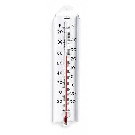 Analog Thermometer, -30 to 120 Degree F