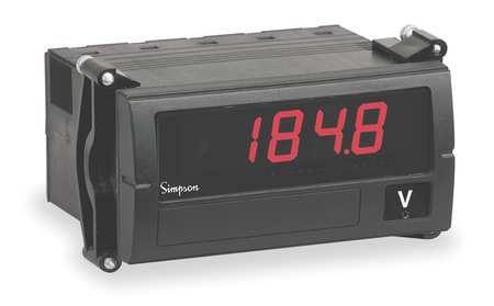 Digital Panel Meters Falcon