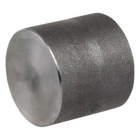 Cap, 1/8 In, Threaded, 316 Stainless Steel