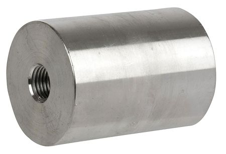 "1/4"" x 1/8"" FNPT SS Reducing Coupling"