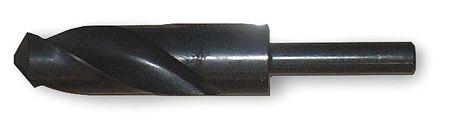 Silver/Deming Drill, 1 3/16, HSS, 118 Deg