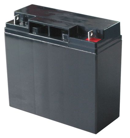 Battery, Sealed Lead Acid, 12V, 20Ah, Bolt