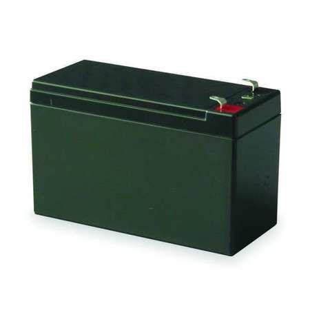Battery, Sealed Lead Acid, 12V, 7Ah, Faston