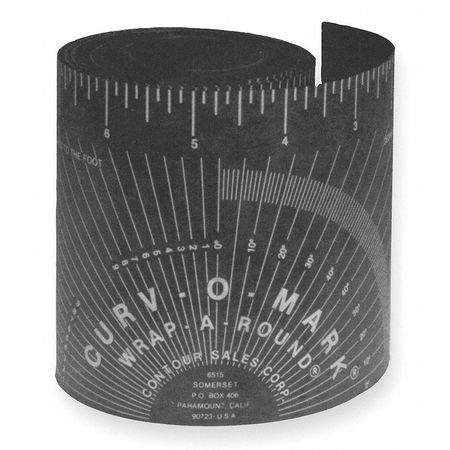 Wrap-A-Round and Measuring Tapes
