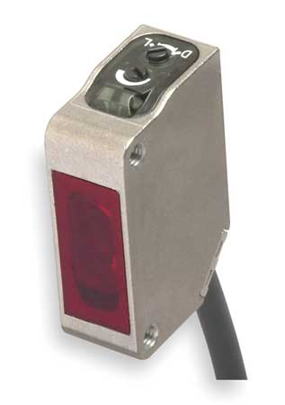 Photoelectric Sensor, Rectangl, Reflective,  Min. Qty 5