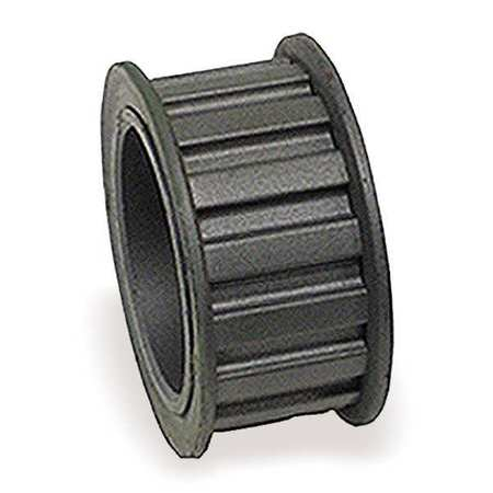 Pulley, Hawk Pd, Dual Hi-Perf, 66 Grooves