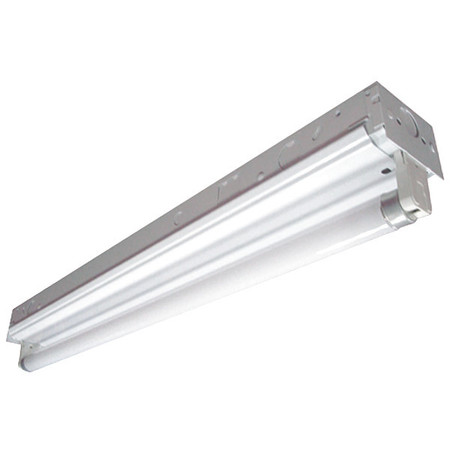 Channel Strip Fluorescent Fixture, F15T12