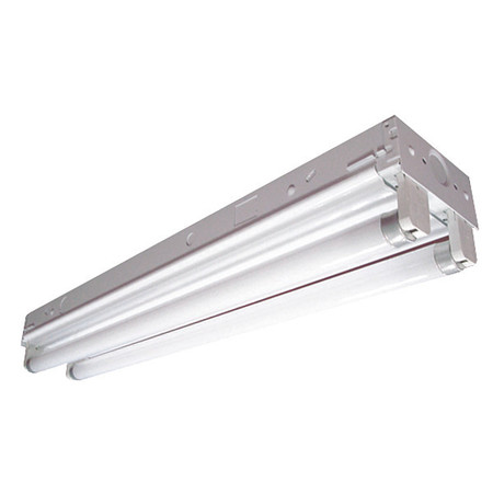 Channel Strip Fluorescent Fixture, F54T5H