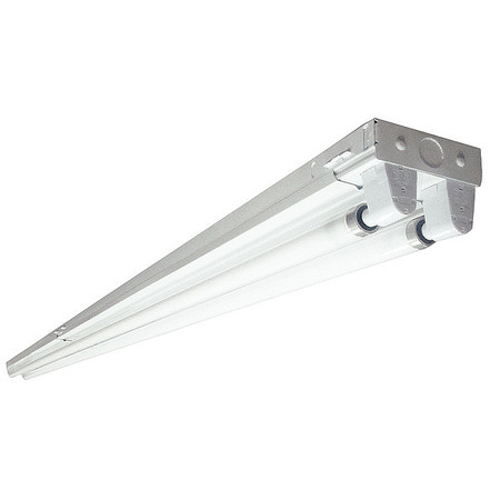 Channel Strip Fluorescent Fixture, F96T8