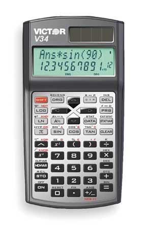Scientific Calculator, 2 Line Scrolling