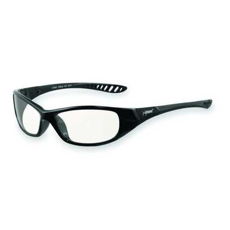 Jackson Clear Safety Glasses,  Anti-Fog,  Scratch-Resistant