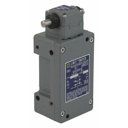 2NC/2NO Hazardous Location Limit Switch Plunger