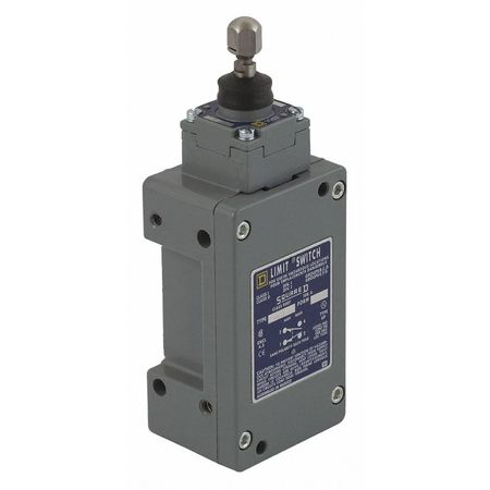 1NC/1NO Hazardous Location Limit Switch Plunger