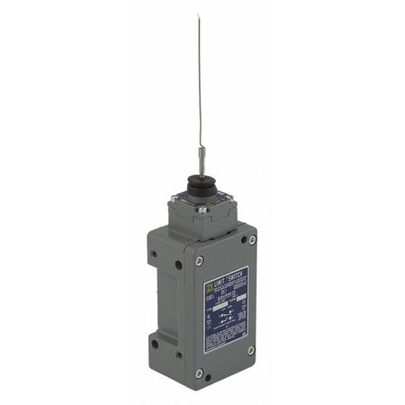 2NC/2NO Hazardous Location Limit Switch Wobble Stick
