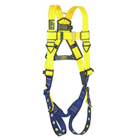Full Body Harness, Universal, 420 lb.