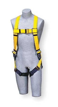 Full Body Harness, Universal, 420 lb.