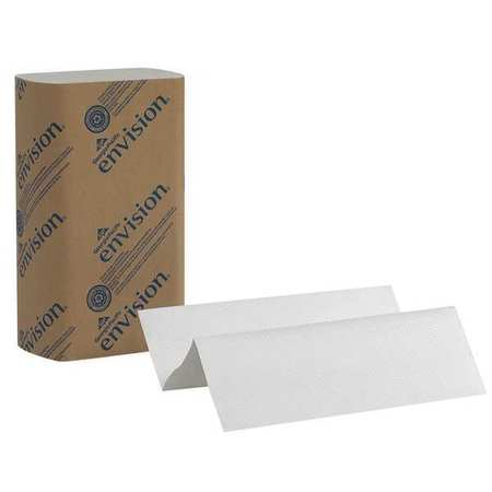 White Paper Towels,  Multifold,   16 Pack,  250 Sheets/ Pack
