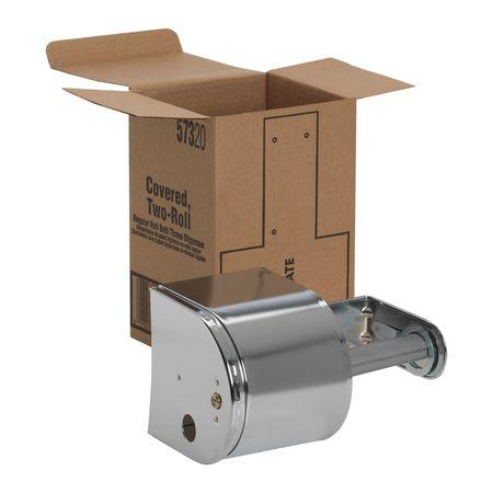 Georgia Pacific Toilet Paper Dispr Metal 6 In H 57320