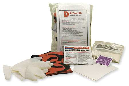 Bodily Fluid Spill Disposal Kit
