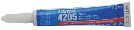 Instant Adhesive, 20g Tube, Clear