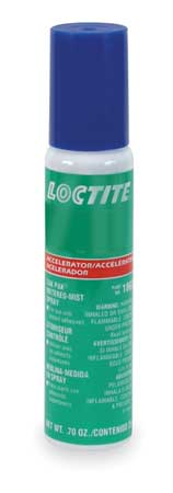 Accelerator, Mist Spray, 0.70 Fl Oz, Clear