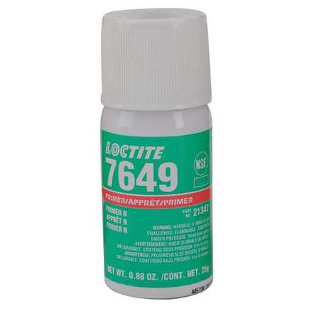 Primer N 7649, Aerosol Can, 25g, Green