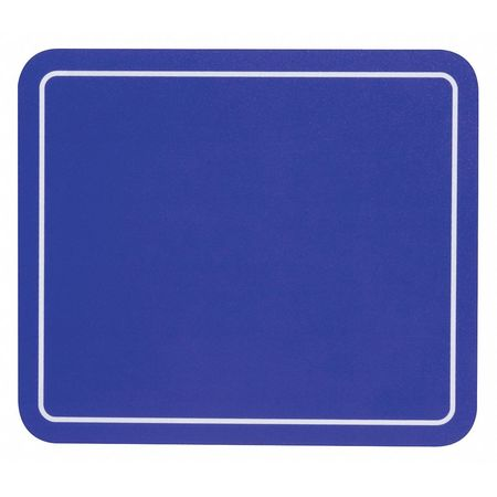 Mouse Pad, Blue, Standard