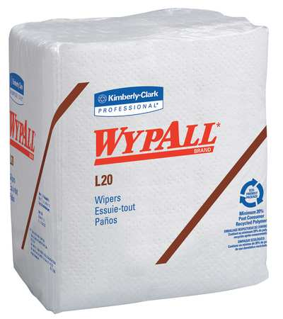 "Disposable Wipes,  12-1/2"" x 12"",  12 Pack,  68 Sheets/ Pack"