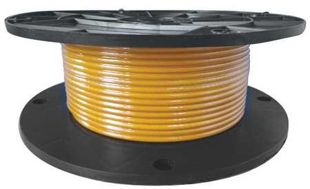 Cable, 1/8 In, L250Ft, WLL340Lb, 7x7, Steel