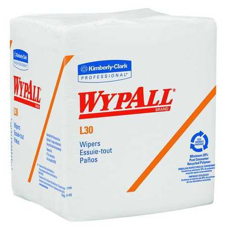 "Disposable Wipes,  12-1/2"" x 12"",  12 Pack,  90 Sheets/ Pack"