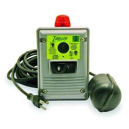 Outdoor High Water Alarm, Auto Reset