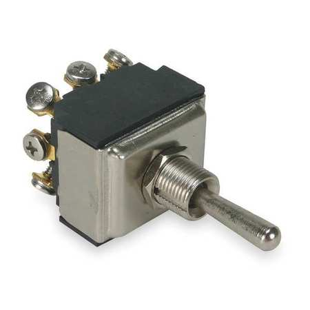 Toggle Switch, 3PDT, 15A @ 277V, Screw