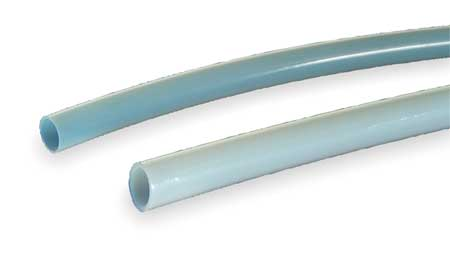 Tubing, 10mm ID, PTFE, Natural, 25 ft