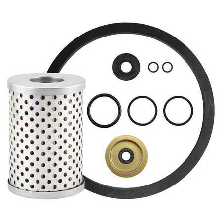 Power Steering Filter, 2-15/32 x 3-9/16In