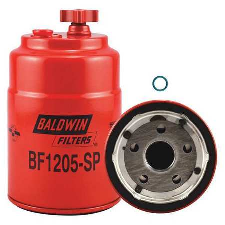 Fuel Filter, 6-1/16 x 3-11/16 x 6-1/16 In