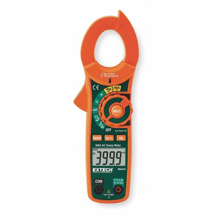 Clamp Meter, 400A, 600V