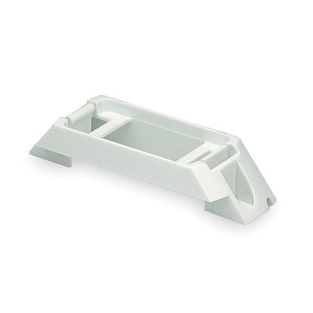 Bracket, Polycarbonate, 4 19/64Lx1W In