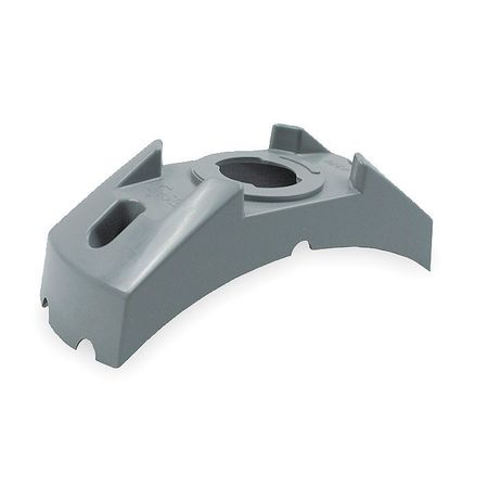 Bracket, Polycarbonate, 5 7/8Lx2 3/16W In