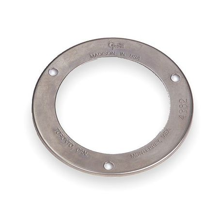 Flange, Stainless Steel, 3 1/2 In.