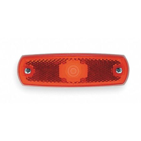 Marker Lamp, LED Low Profile, Red