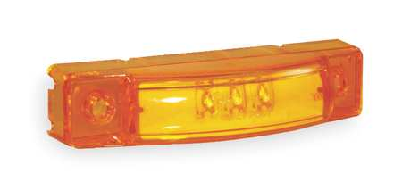 Marker Lamp, LED Dual Intensity, Yellow