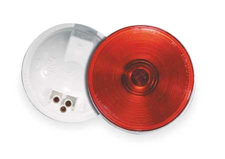 Tail Lamp, Torsion Mount, Female Pin, Red